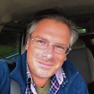 Benjamin George, 56, London, United Kingdom
