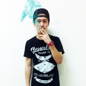 Nattawut Jinarak, 26, Bangkok Noi, Thailand