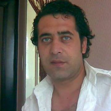 Koray Kry, 42, Izmir, Turkey