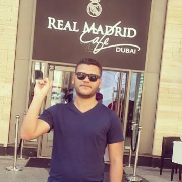 Mahmoud Saif , 31, Dubai, United Arab Emirates