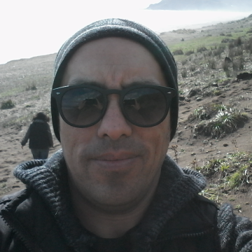 cristian jimenez, 47, Valdivia, Chile