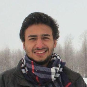 Mohamed Hesham, 25, Cairo, Egypt