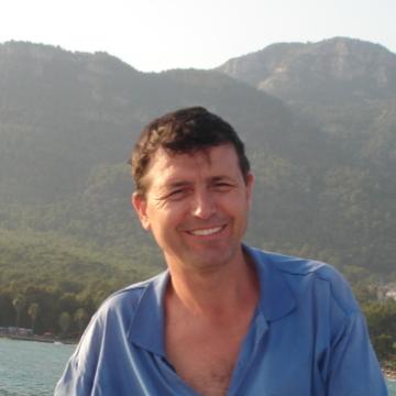ali, 51, Mugla, Turkey