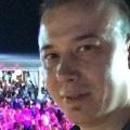Robert Alberto, 30, Istanbul, Turkey