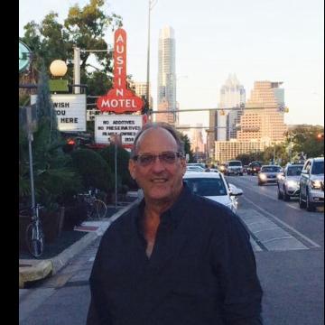 Mark Sanzo, 59, Dallas, United States