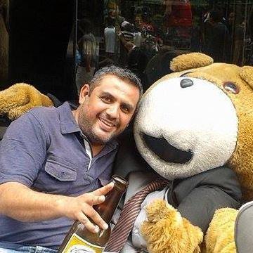 Martin Uribe, 38, Ecatepec, Mexico