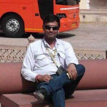 Ajay Singh, 32, New Delhi, India