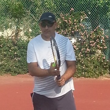 Ilan, 51, Ramat-Gan, Israel