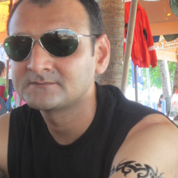 Robin, 41, Mumbai, India