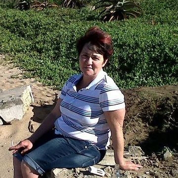 Lenie Bezuidenhout, 50, Springs, South Africa