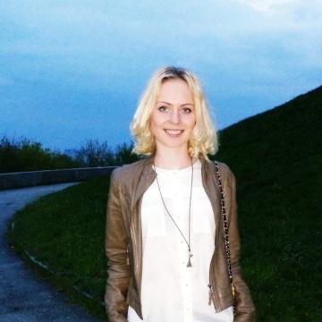 Ann Melnyk, 26,