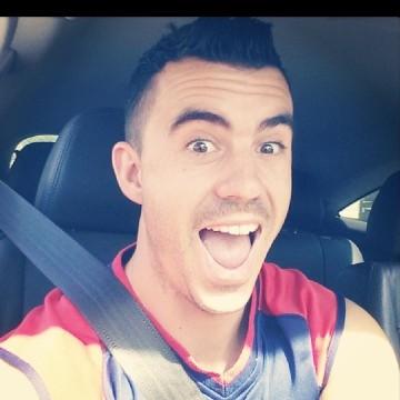 Jimmy Mac, 28, Perth, Australia