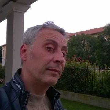 Pietro Brosio, 50, Brescia, Italy