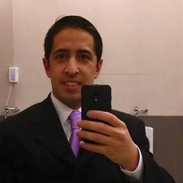 Cesar Cabezas, 33, Santiago, Chile