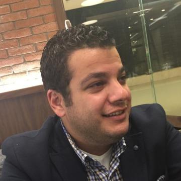 mohamed Fayed, 32, Cairo, Egypt