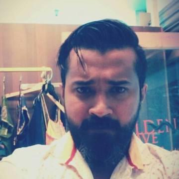 Jackson M Baby, 31, Bangalore, India