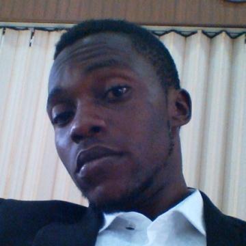 anthony, 29, Abuja, Nigeria