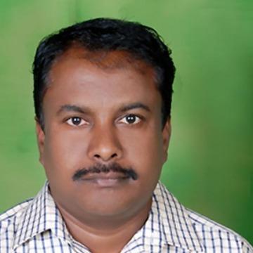 LINGARAJ, 38, Bangalore, India