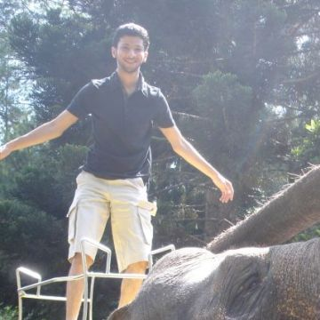 Ahmed, 33, Khobar, Saudi Arabia