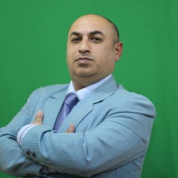 Elkhan Suleymanzada, 47, Baku, Azerbaijan