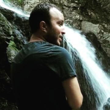 Burak Santallı, 30, Istanbul, Turkey