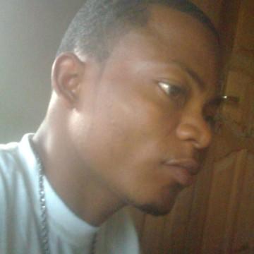 Daniel Brown, 25, Accra, Ghana