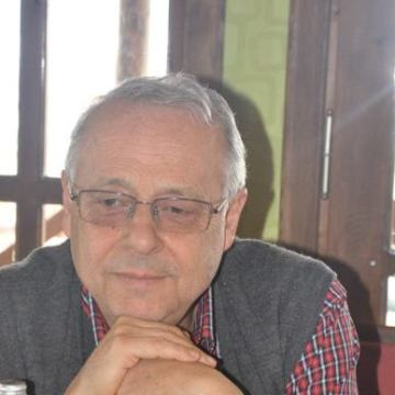TC Mehmet Teberdar, 72, Istanbul, Turkey