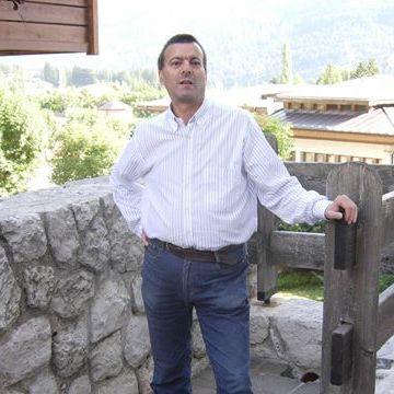 Giulio Apollonio, 51, Cortina D'ampezzo, Italy
