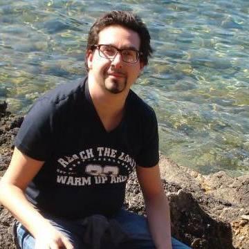 Alessio Zirri, 35, Arezzo, Italy