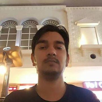 kamal Jakhar, 25, Dubai, United Arab Emirates