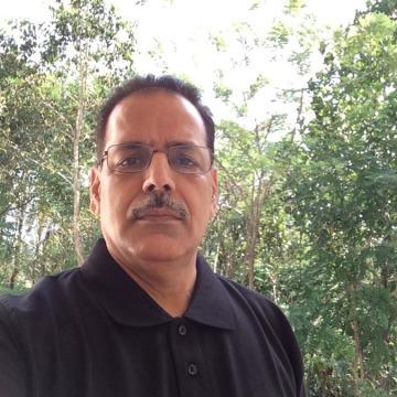 Divakaran, 60, Pune, India