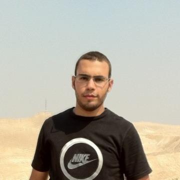 Moodi, 30, Cairo, Egypt