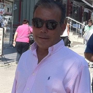 Ugur Ozler, 47, Istanbul, Turkey
