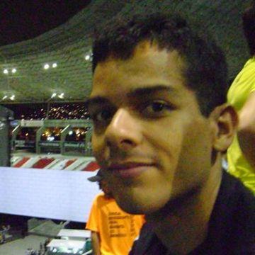 Túlio Fernandes, 26, Brasilia, Brazil