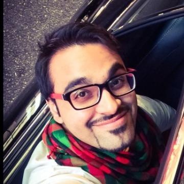 Fakhar Ahmed, 27, New York, United States