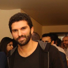 Patrick Gharios, 33, Beyrouth, Lebanon