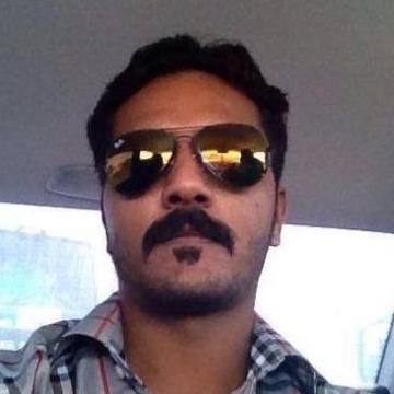 Mohsin Abbas, 31, Ras Al Khaimah, United Arab Emirates