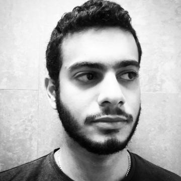 Muhammad Saad, 26, Cairo, Egypt