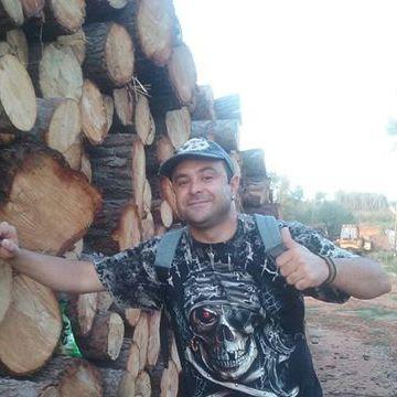 Manel Martinez Martinez, 46, Terrassa, Spain