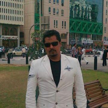 shaikh Amran, 33, Dubai, United Arab Emirates