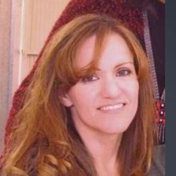 Nadia Patricia Martinez, 46, Madrid, Spain