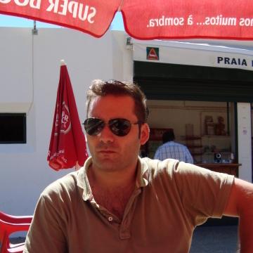Jorge Epifanio, 38, Lisboa, Portugal