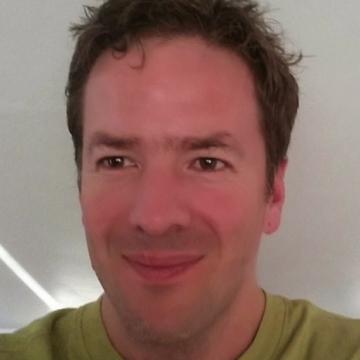 Matthew Fox, 40, Southport, United Kingdom
