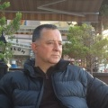 Taner Bolu, 48, Izmir, Turkey
