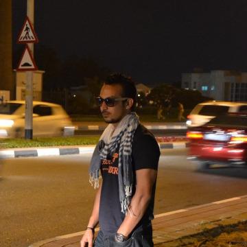 Anuj dangwal, 26, Dubai, United Arab Emirates