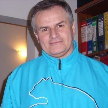 Dr Scott David, 52, Blackpool, United Kingdom
