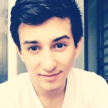 Narkhoziev, 20, Istanbul, Turkey