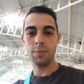 Cristian Marcia, 31, Cagliari, Italy
