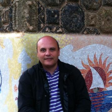 Amador Rodriguez Mora, 47, Barcelona, Spain
