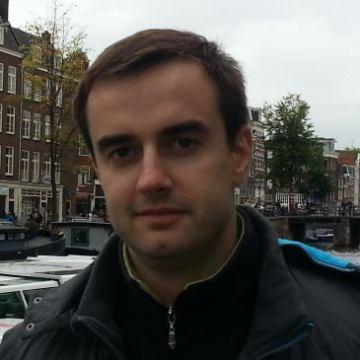 Viktor Bulchak, 29, Potsdam, Germany